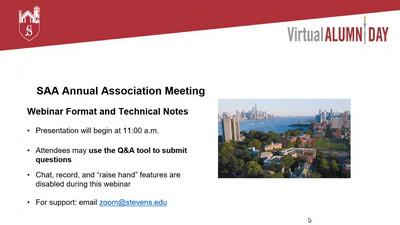 Title Slide - SAA Annual Meeting