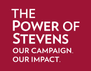 Logo for Power of Stevens campaign