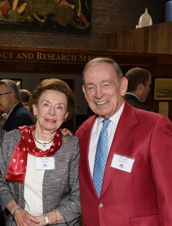Jo-Ann and Dwight Massey '53