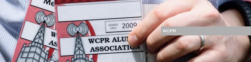 WCPR Alumni Association Badge