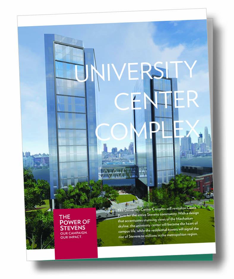 Brochure - University Center Complex